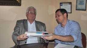 Eleições 2016: Felipe Peixoto visita a Pestalozzi em seu terceiro dia de campanha