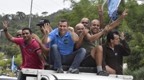 Felipe Peixoto faz correata pelas regiões de Pendotiba, Norte e Leste