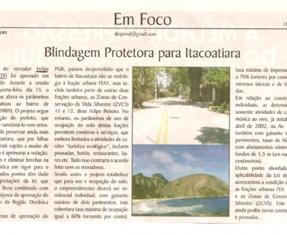 Blindagem protetora para Itacoatiara