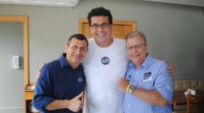 Gegê Galindo oficializa apoio à campanha de Felipe Peixoto
